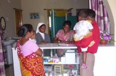 Dispensario médico Singhpur
