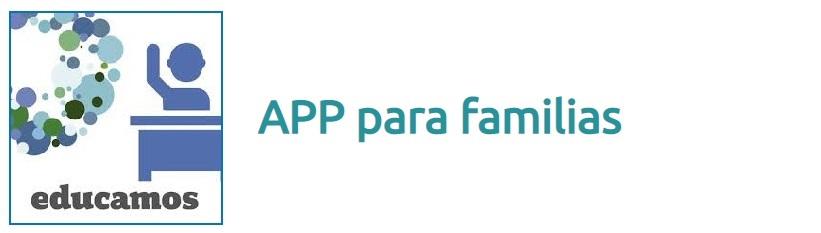 APP Familias