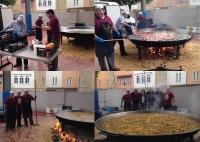 Paella 500 plazas con motivo de la celebración del Día Marianista