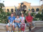 Borja en Disneyland París