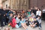 Visita al Tribunal de las Aguas de Valencia