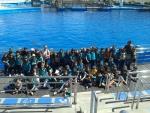 Visita al oceanogràfic de los alumnos de 2º de Primaria