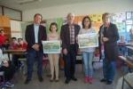 Elia Sorolla y Elena Lin premiadas